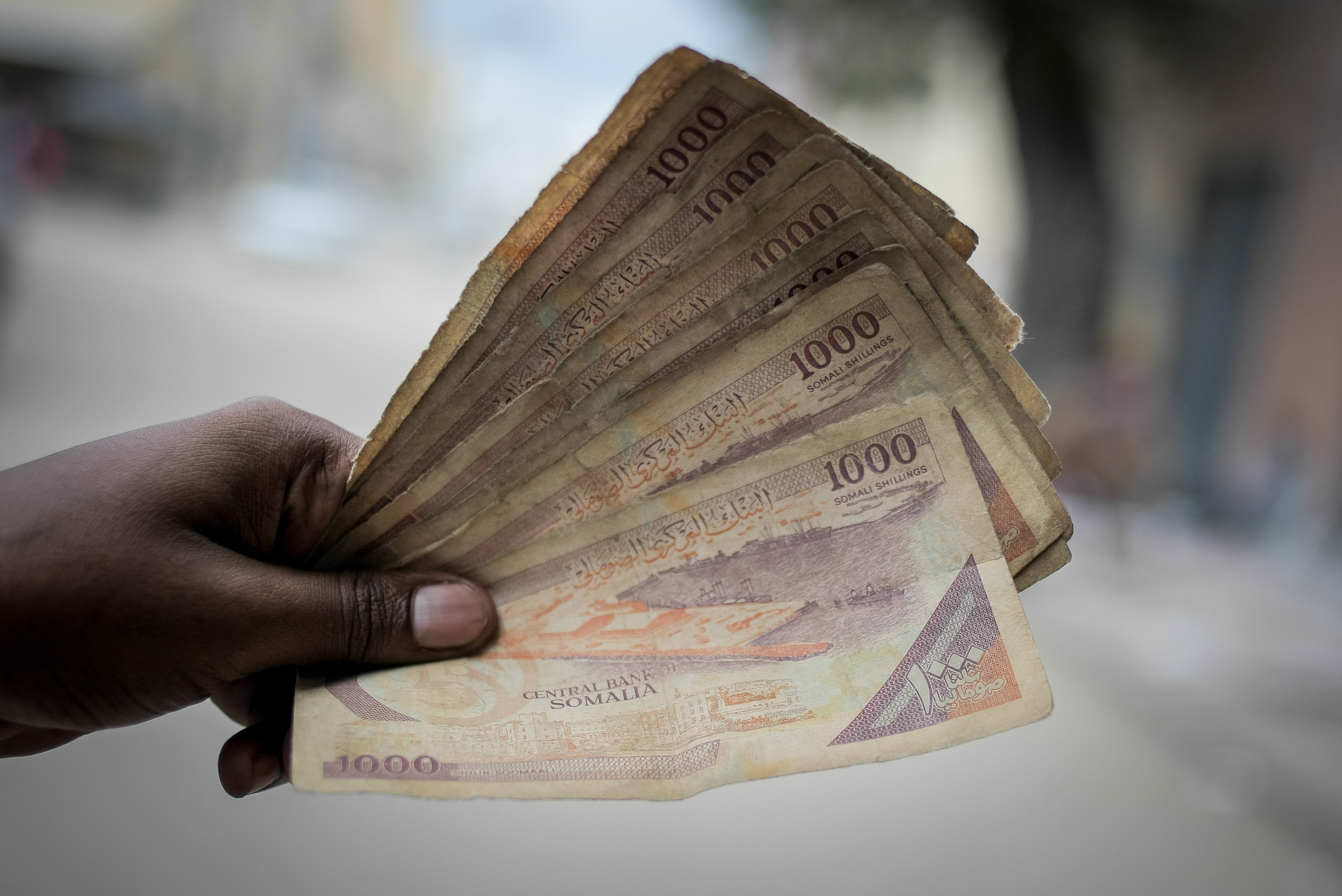 Pan African Currency