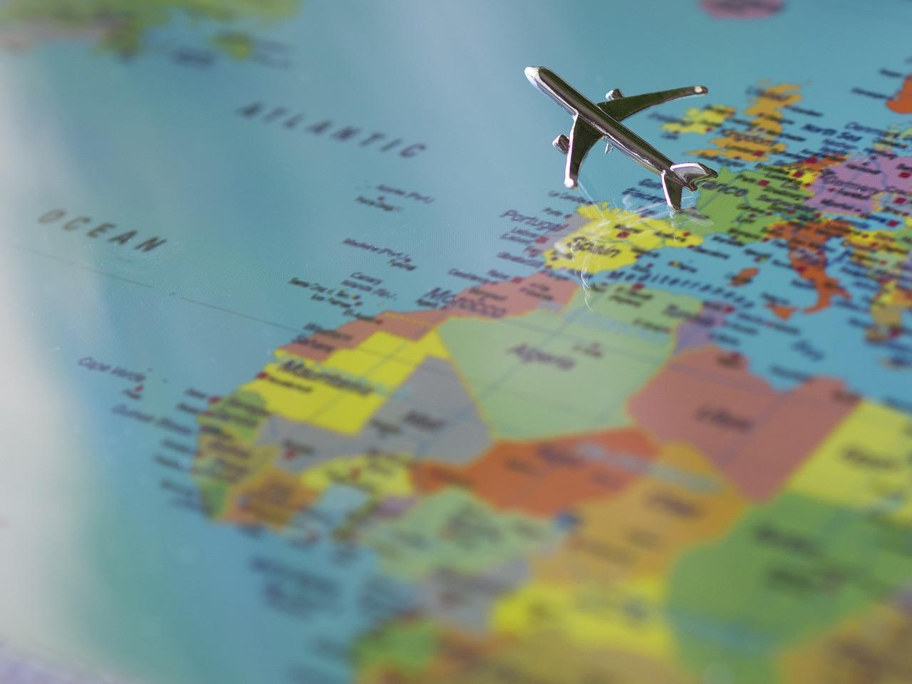 Travel around Africa using Bitcoin