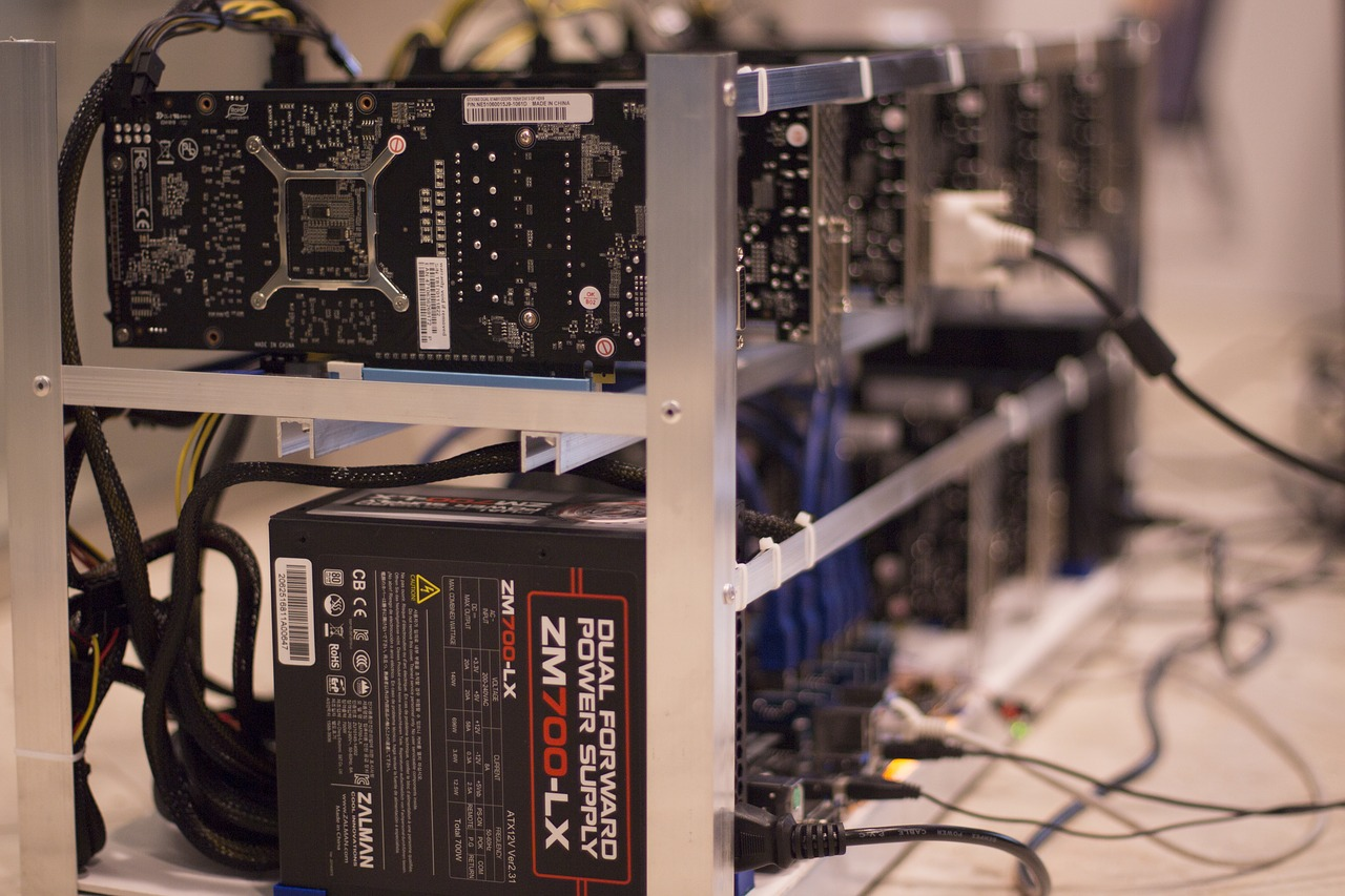 Bitmart Opens Cryptocurrency Mining Hardware Store