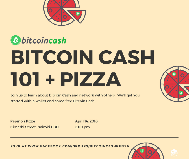 bitcoin cash Kenya