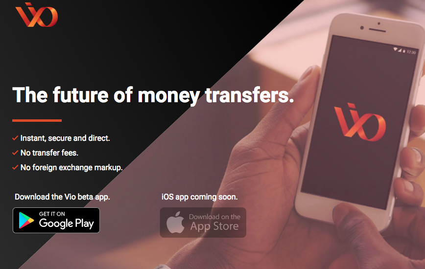 South African Startup Vio Digital Launches Blockchain Ed Money Transfer