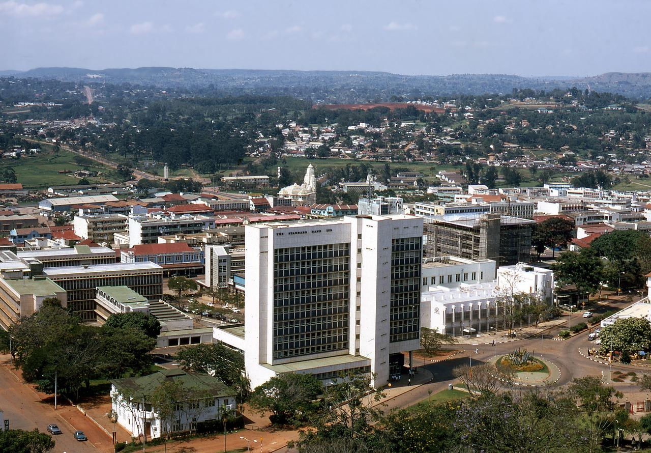 Binance in Uganda