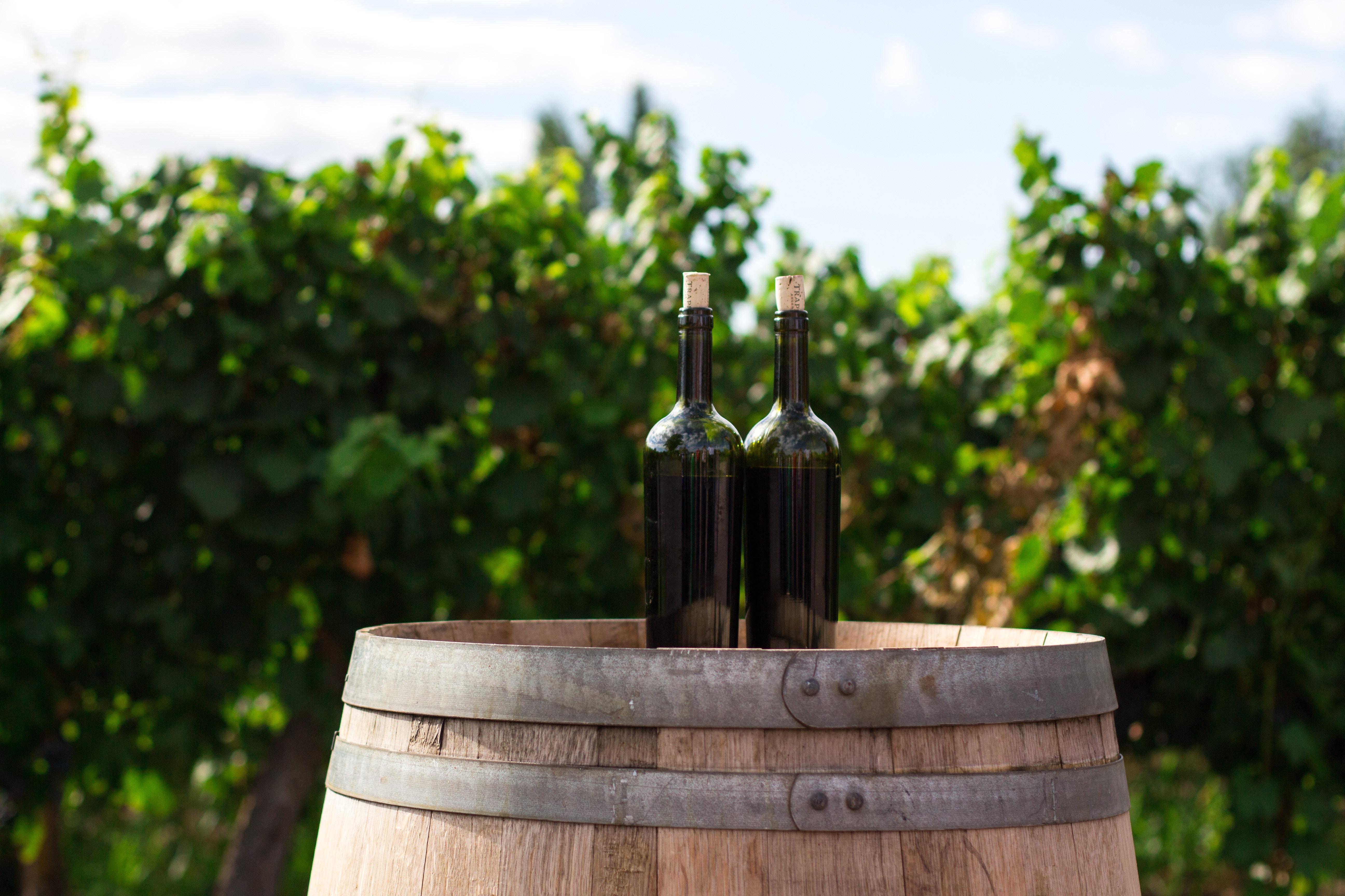 Wine on the Blockchain