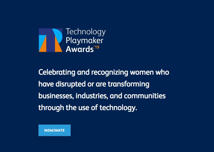 Technology Playmaker Awards