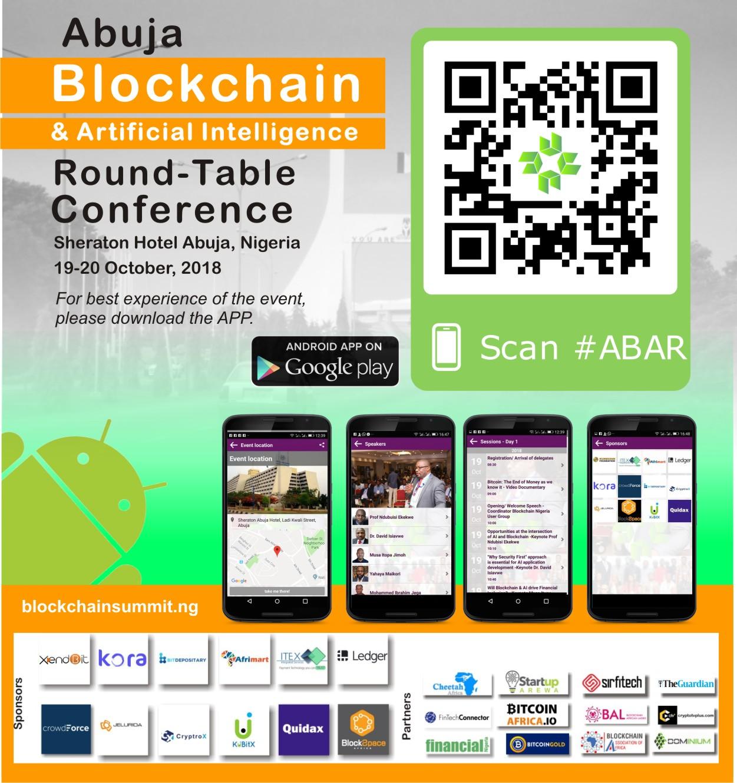 Abuja Blockchain & AI Round-Table