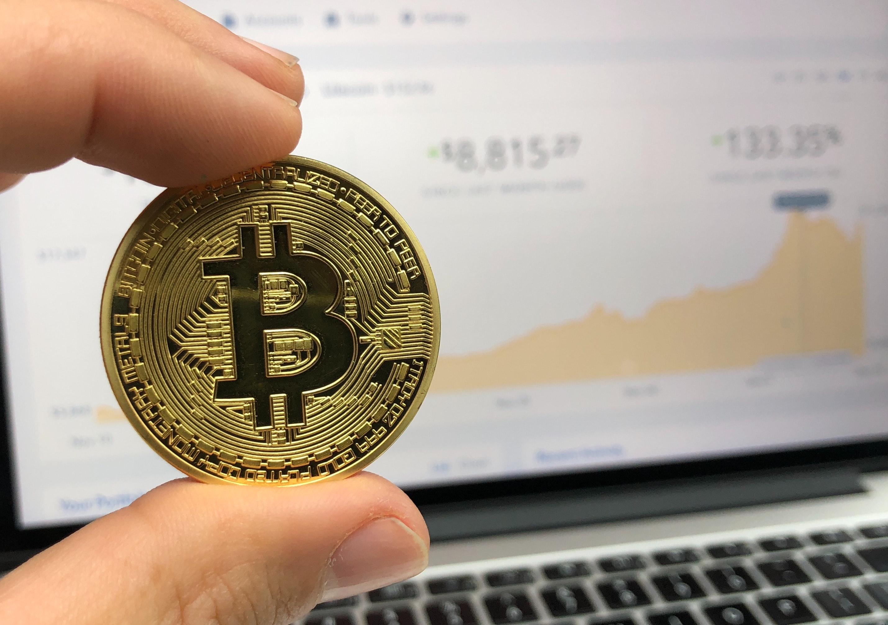 come prelevare bitcoin da un portafoglio di carta