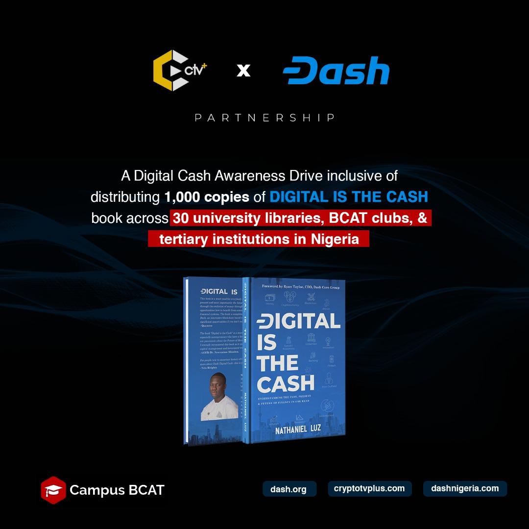 Dash Donates
