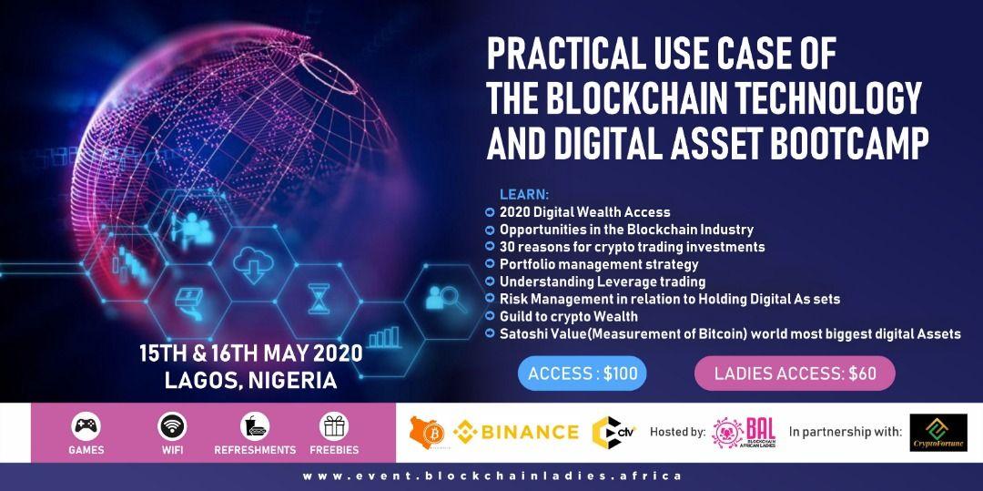 Blockchain Technology And Digital Asset Bootcamp