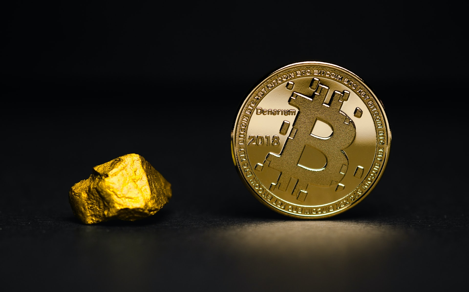 digital gold bitcoin