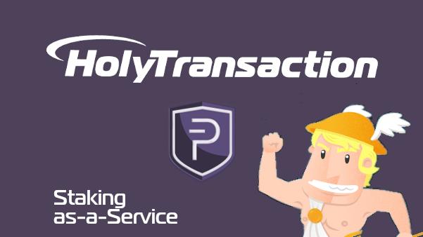 HolyTransaction Exchange