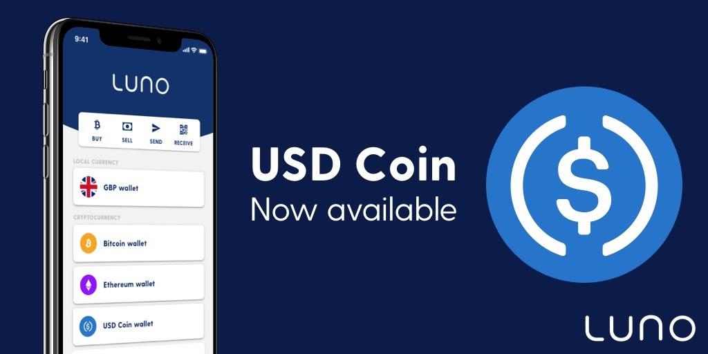 Digital Dollar Stablecoin USD Coin