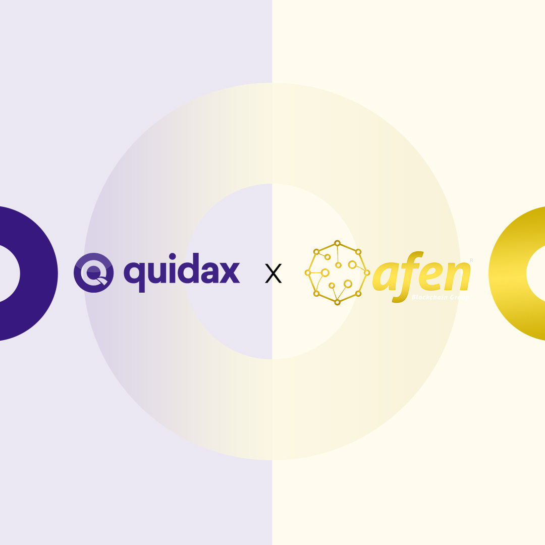 AFEN Partners with Quidax